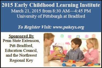 2015 Early Childhood Learning