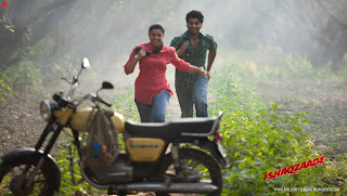 Ishaqzaade Fresh High Resolution Wallpapers, featuring  Hot Parineeti Chopra, Arjun Kapoor