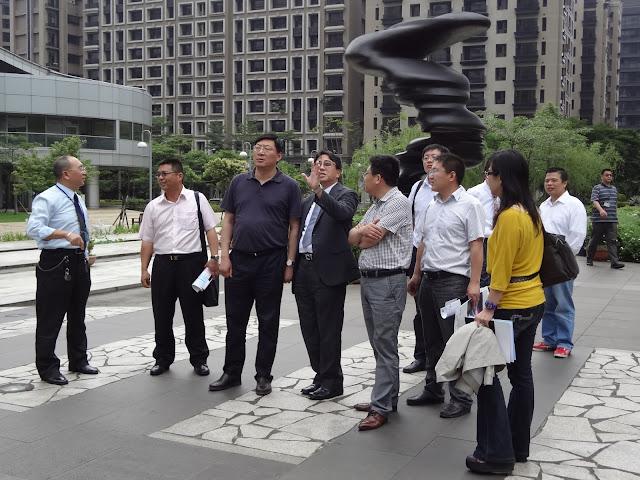 江蘇省宿遷市人民政府參訪