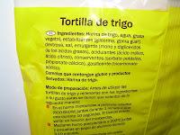 Tortillas de trigo EL TEQUITO de Lidl