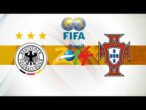 Watch Germany vs Portugal FIFA World cup 2014 Brazil Live Streaming with Wallpapers