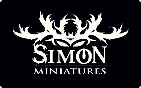 LOGO for SIMONMINIATURES