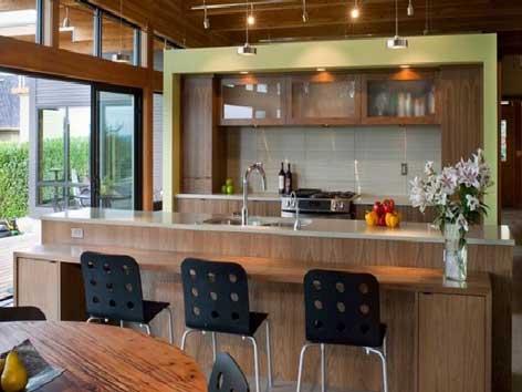 desain ruang dapur minimalis modern - 20.000 lebih gambar