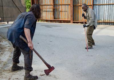 """The Walking Dead 6x02: """"L'attacco dei lupi"""" (titolo originale """"JSS"""")"""