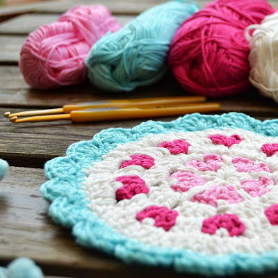 Crochet patterns by Vendulka