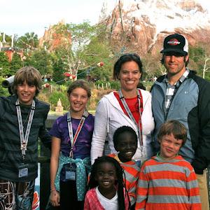Disney March 2011