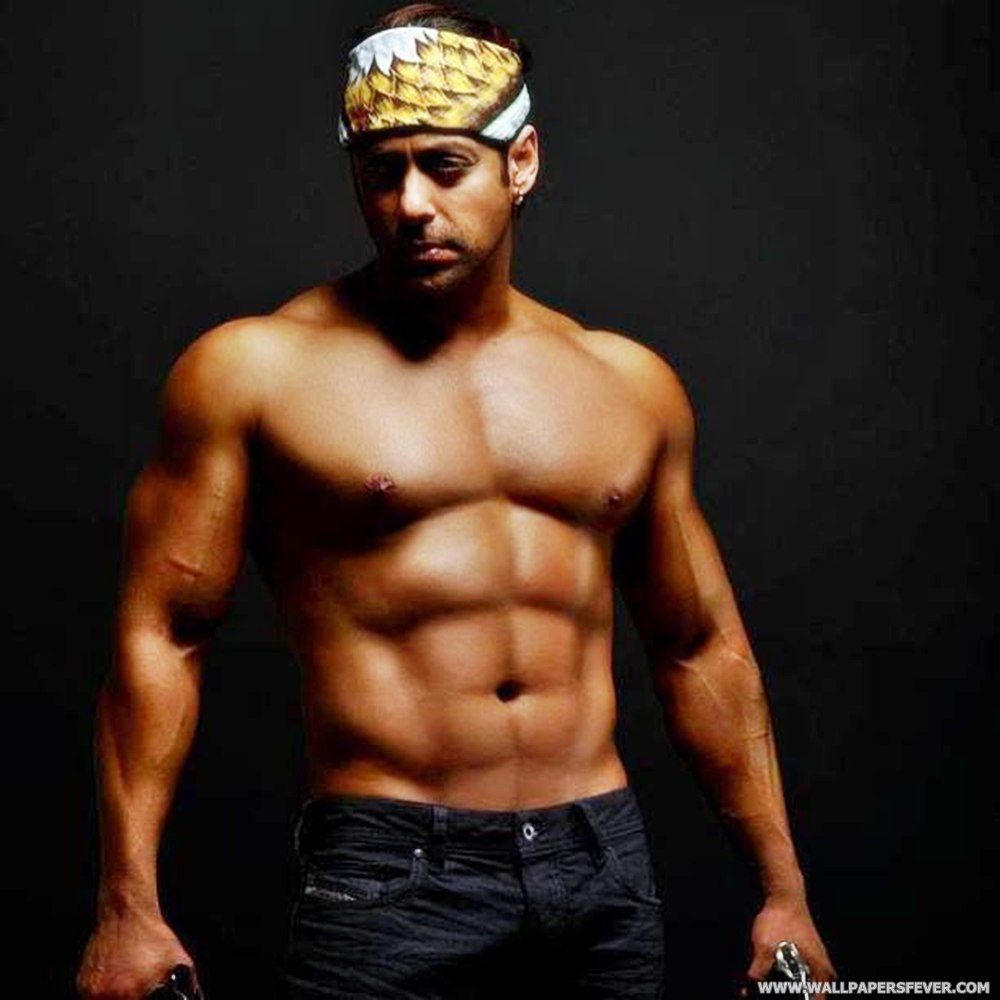 Healty Salman khan