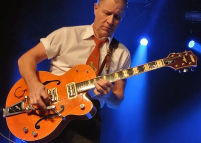 Reverend Horton Heat Interview
