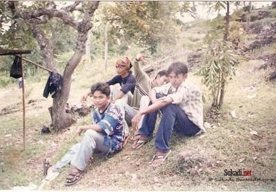 Wisata Ke Gunung Taruwongso