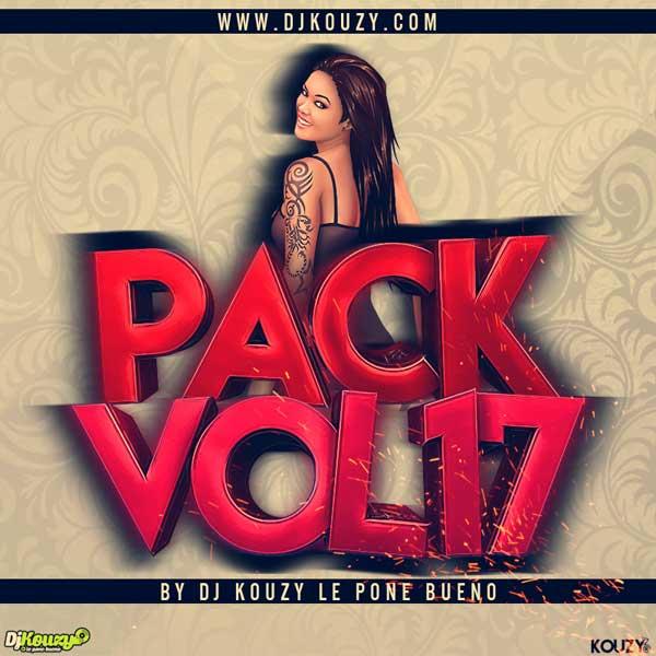 Dj Kouzy Pack Volumen 17 (2015)