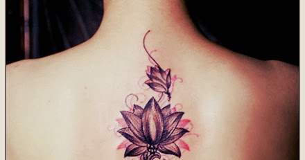 My tattoos hub tattoo for girlslotus mightylinksfo