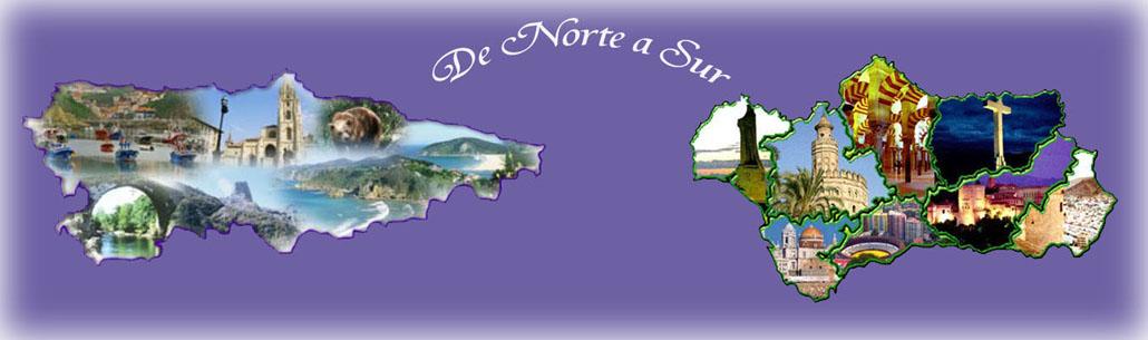 De Norte a Sur