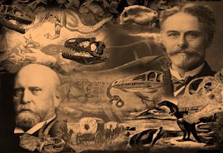 Guerra de los huesos - Cope y Marsh