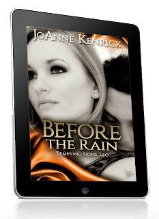 before the rain, tempting signs book one by joanne kenrick book set in wales based on zodiac sign leo