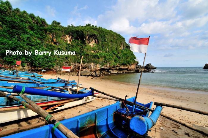 Travel Journey 9 Pantai Terindah Di Yogyakarta