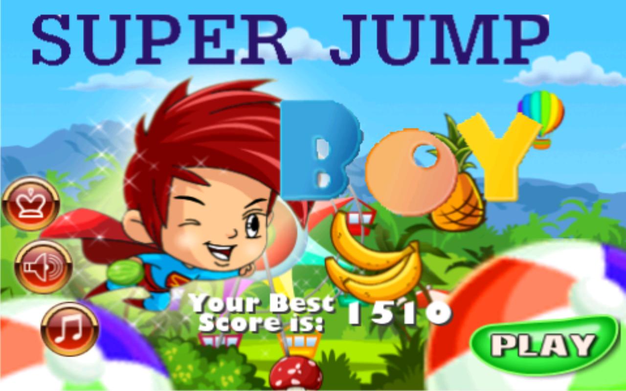 Download Super Jump Boy Android Apk