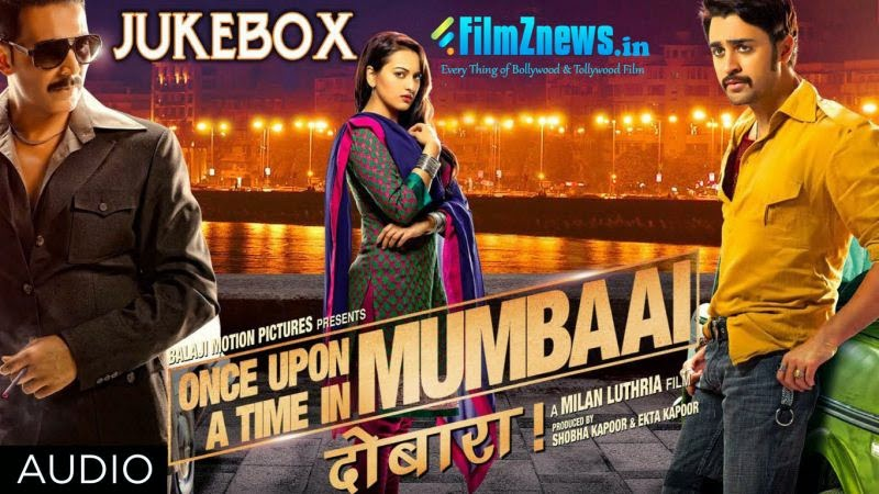 Once Upon A Time In Mumbaai Dobaara Full Songs - Jukebox