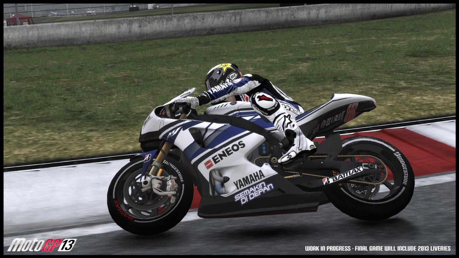 MotoGP 13 Full Version PC Game Free Download