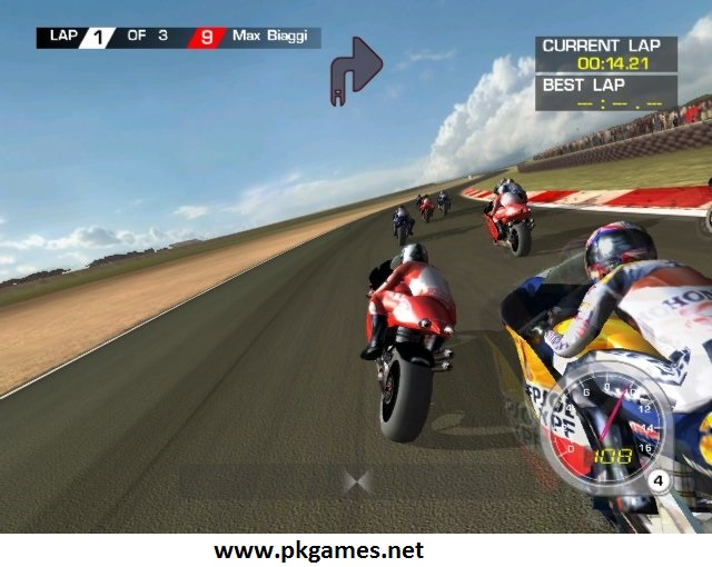 Moto Racing Bike Game Download
