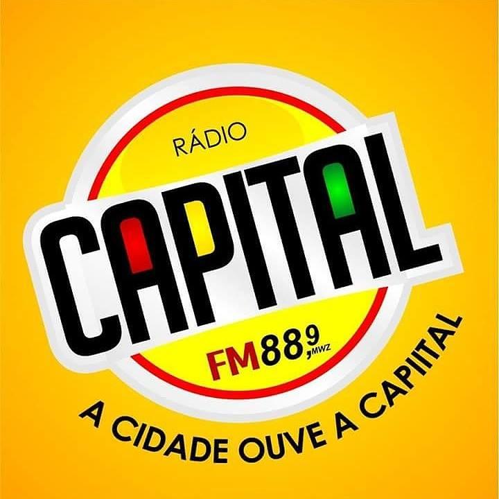 Clique Aqui e Acesse  A Rádio Capital FM