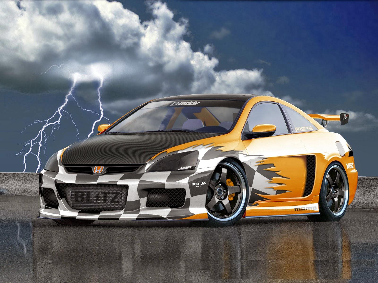 Honda Sport Cars
