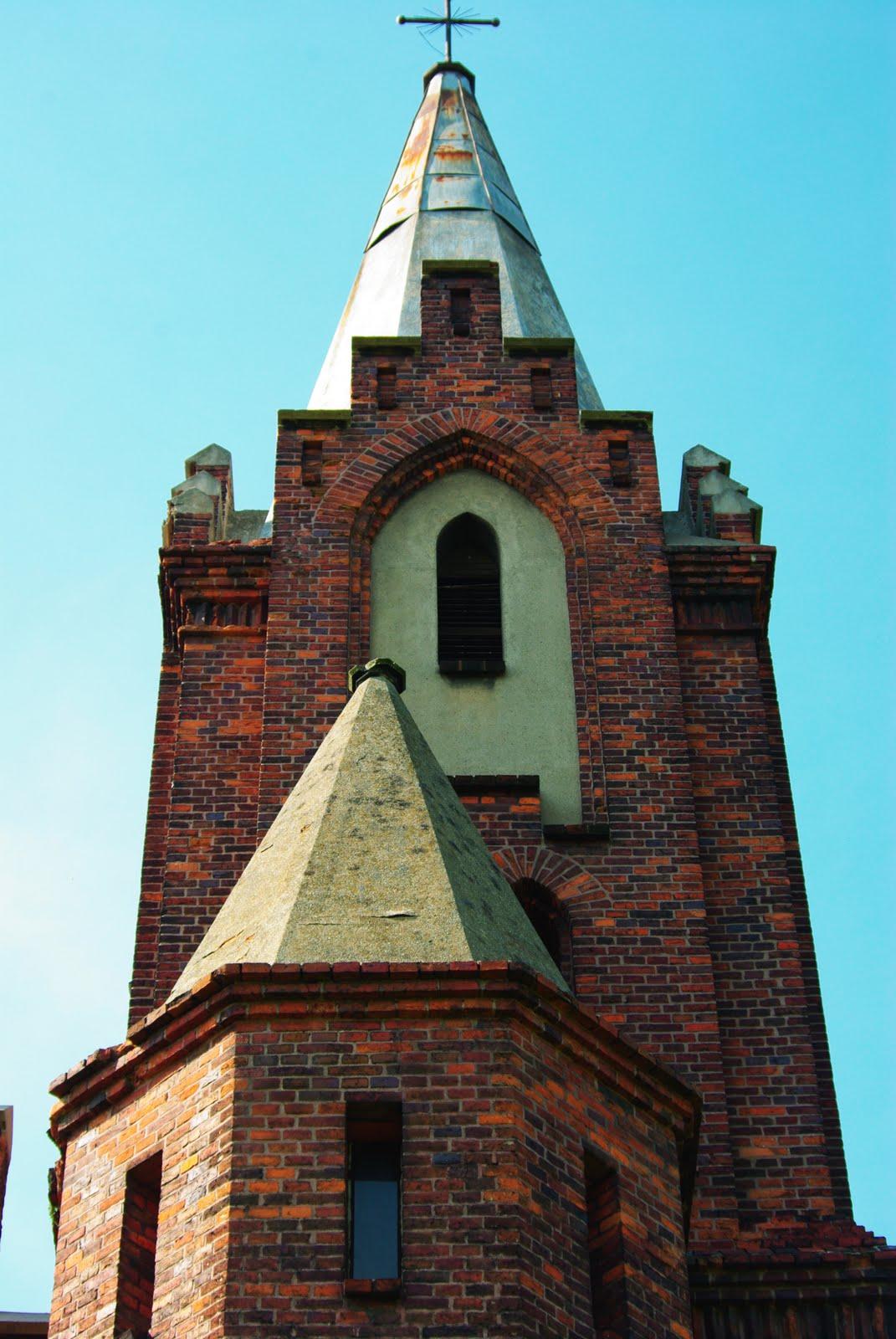 Kościół w Brzezince Średzkiej
