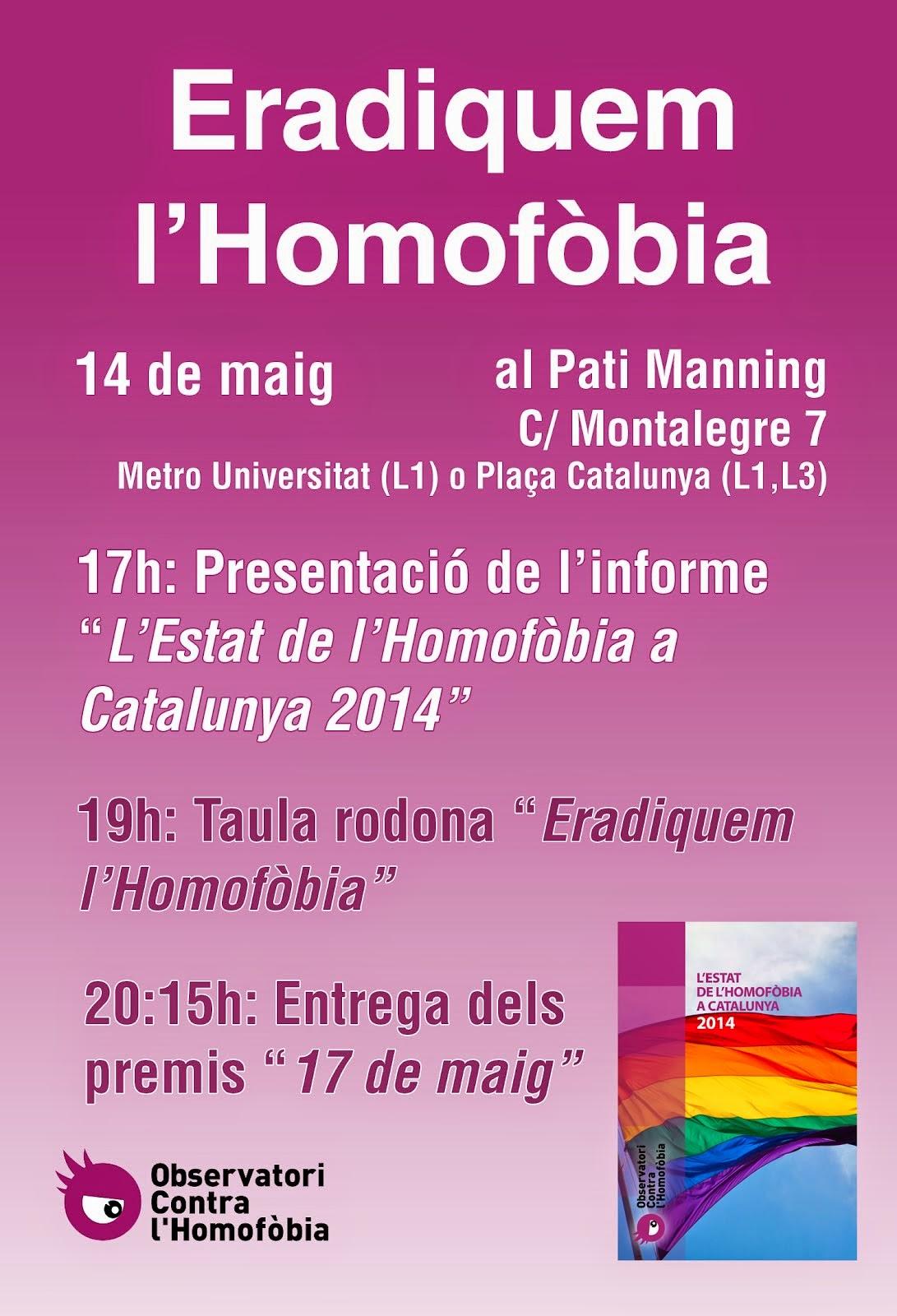 ERADIQUEM L'HOMOFÒBIA
