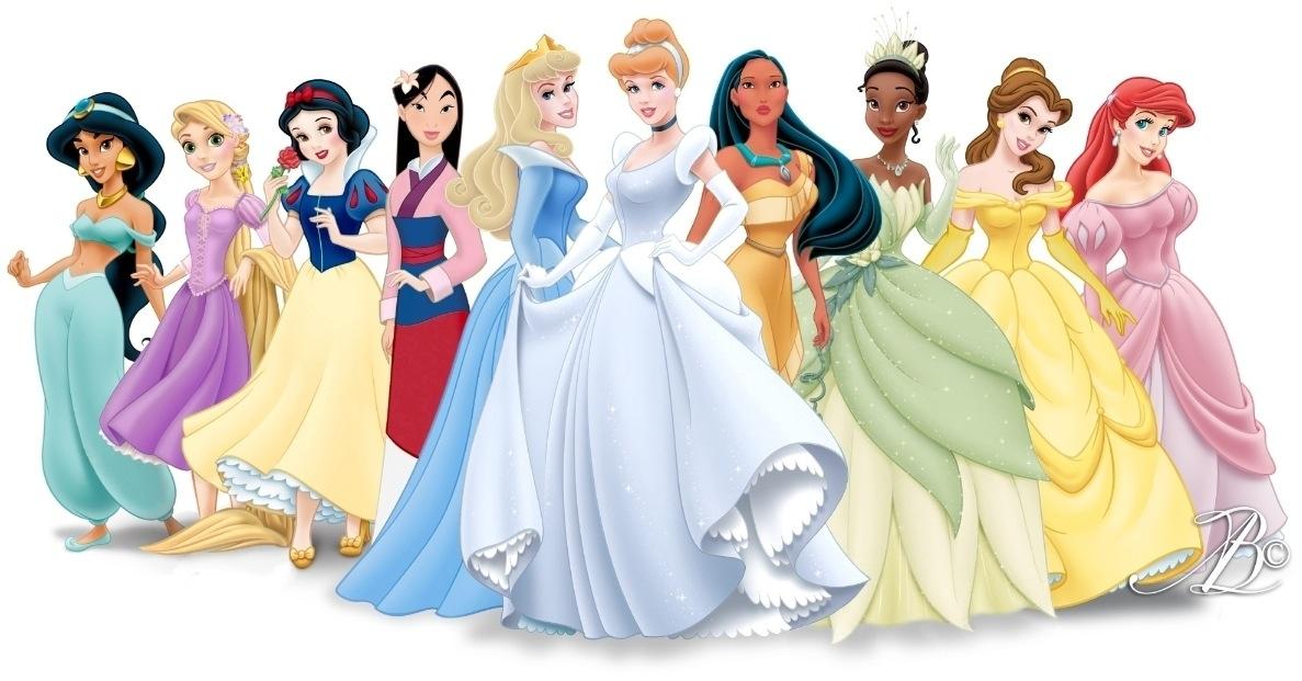 Todo Disney: Canciones de Princesas Disney