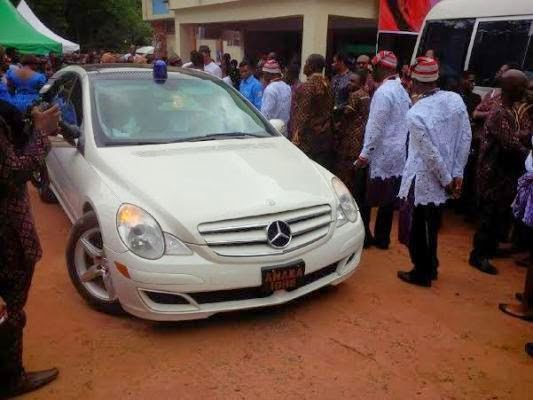 Pics: Late Amaka Igwe Laid to Rest in Imo State