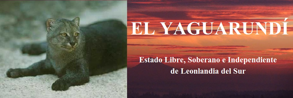 "Revista Leonlandesa ""El Yaguarundí"""