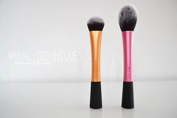 Real Techniques blush expert face brush pinsel