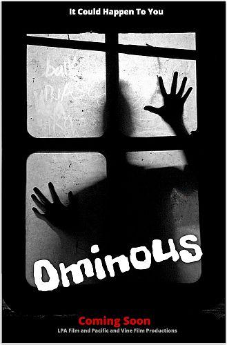 Ominous poster