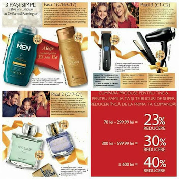 Cadouri Oriflame