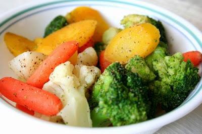 Makanan Rendah Kalori Dari Sayuran