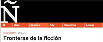 Nota sobre la nueva generación de escritores Argentinos que sitúan sus obras en el Suburbio.