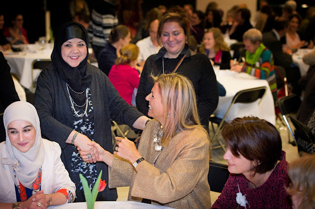 Queen Maxima of The Netherlands attend the fourth language does more college in the ZIMIHC