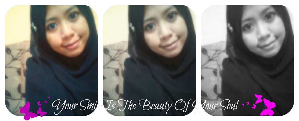 ur smile is the beauty of your soul