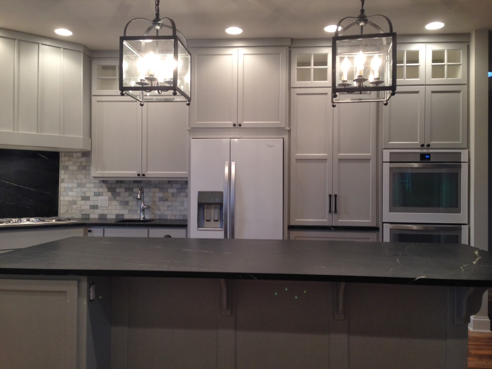 Paddywac's: A NEW KITCHEN IN PARIS GREY