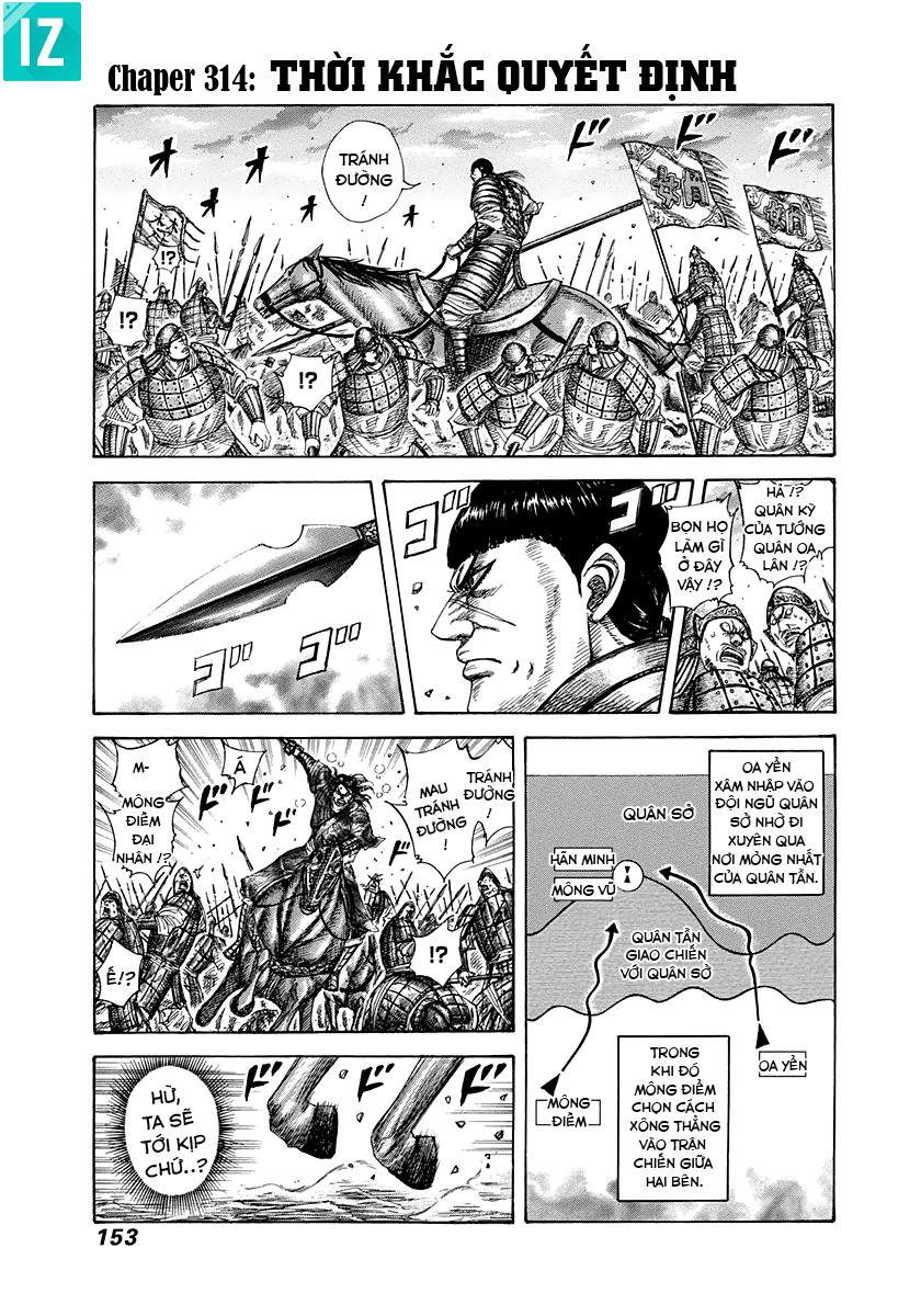 Kingdom – Vương Giả Thiên Hạ (Tổng Hợp) chap 314 page 2 - IZTruyenTranh.com
