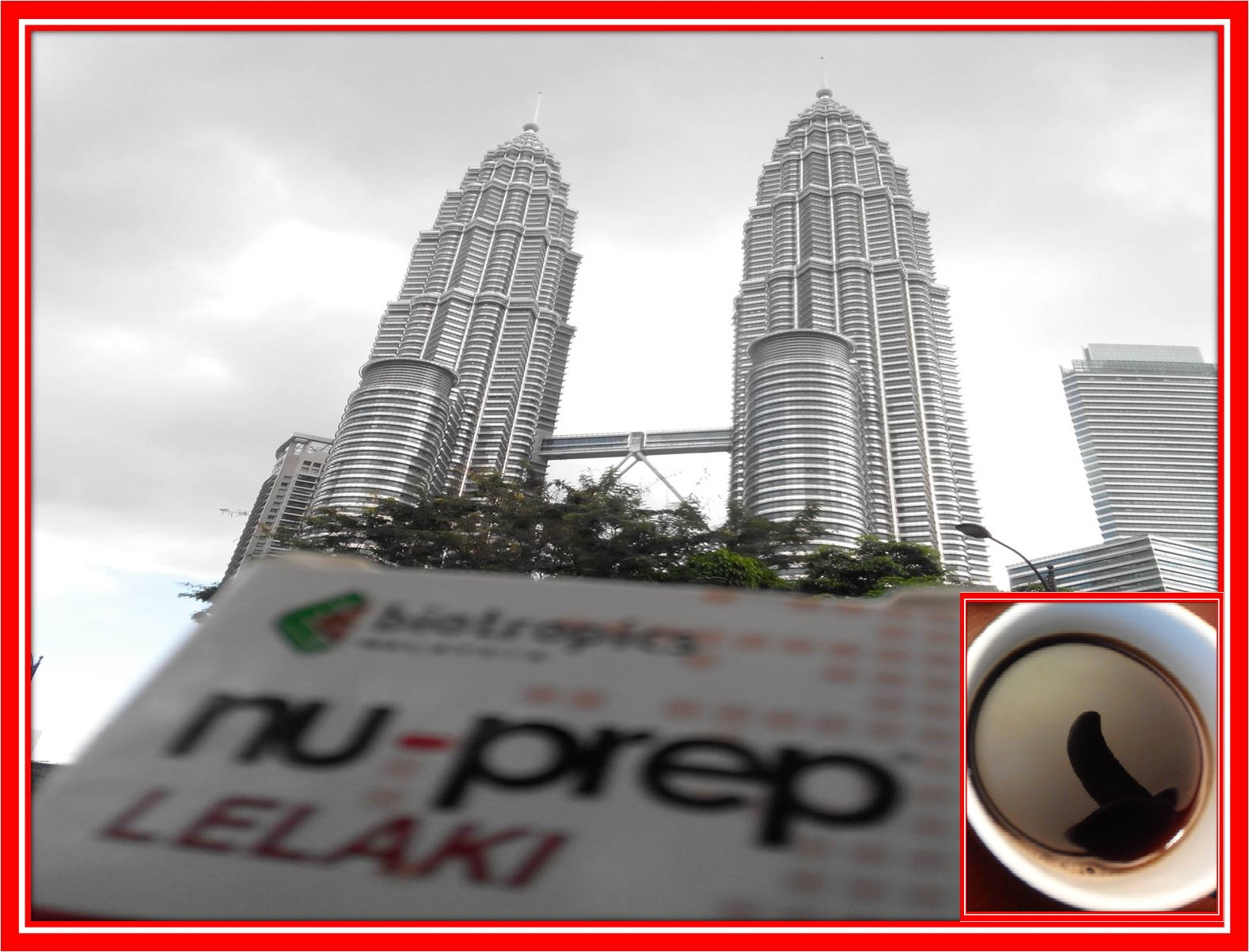 Nu-Prep Tongkat Ali, Perfect Supplement