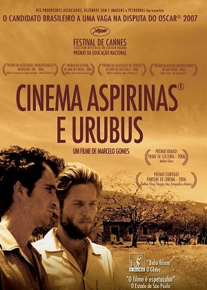 Cinema, Aspirinas e Urubus Filmes Torrent Download capa