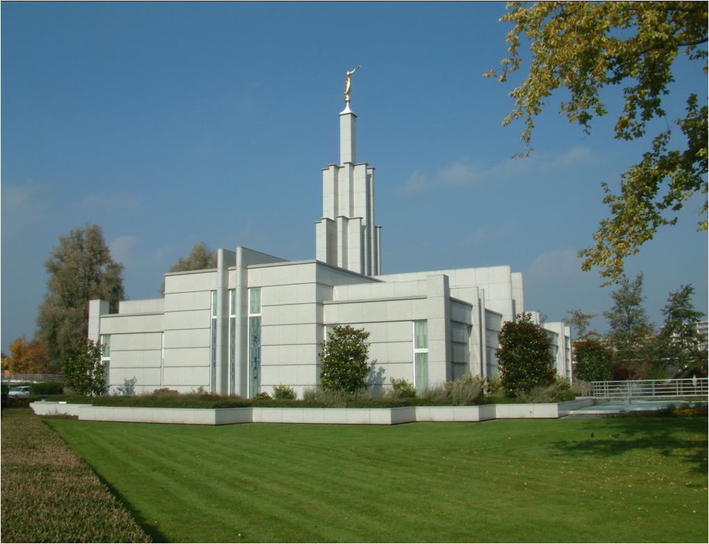 L.D.S. Den Haag Temple