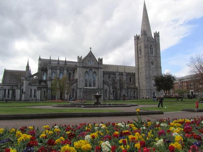 Saint Patrick, Cathedrale, Dublin