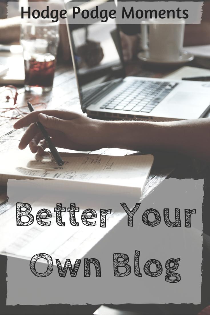 Better Your Own Blog: #bloggerPJparty