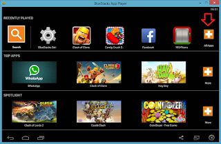 Download BlueStacks App Player 0.10.0.4321 Free