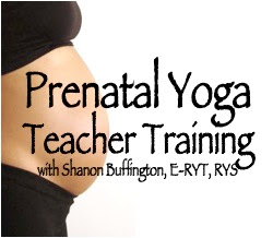 PRENATAL YOGA TRAINING