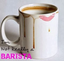 Barista Button