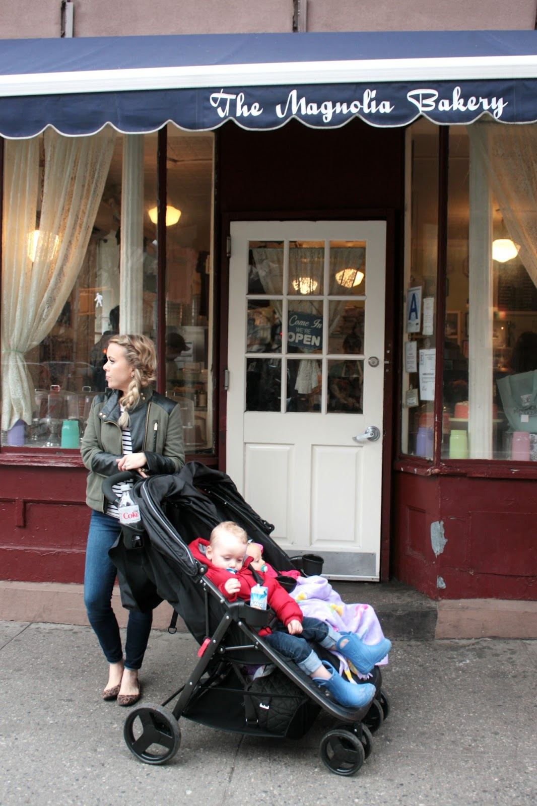 PLG Loves: Combi Fold 'N Go Double Stroller - The Pretty Life Girls