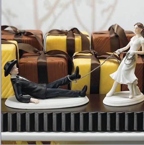 divertidos; bodas y divorcios