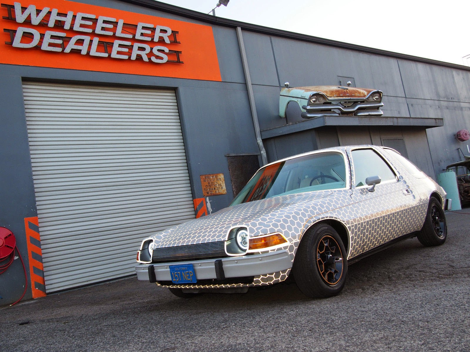 Daily Turismo 15k Wheeler Dealered 1975 Amc Pacer